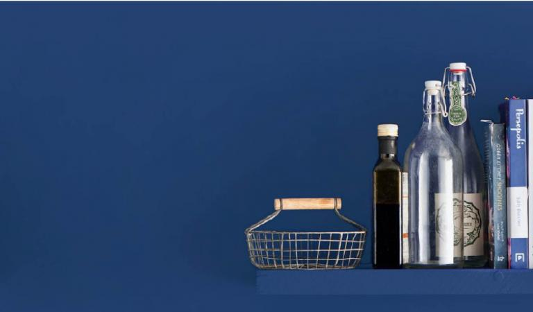 COOL COLOUR PICK: INDIGO BLUE