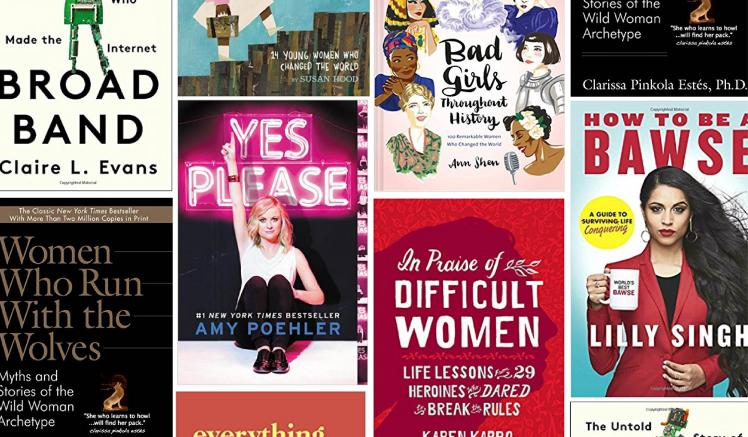 8 GREAT GIRL-POWER BOOKS