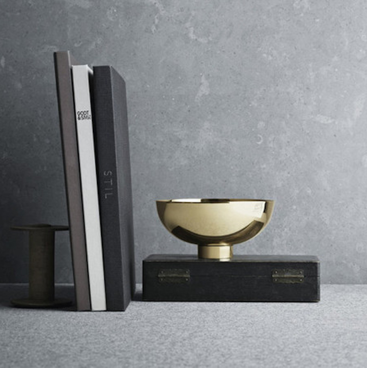 Ilse Brass Bowl