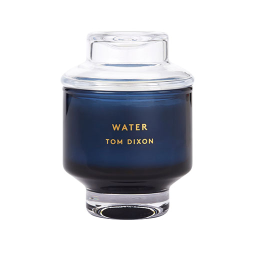 Fresh & Clean: Scent Water candle