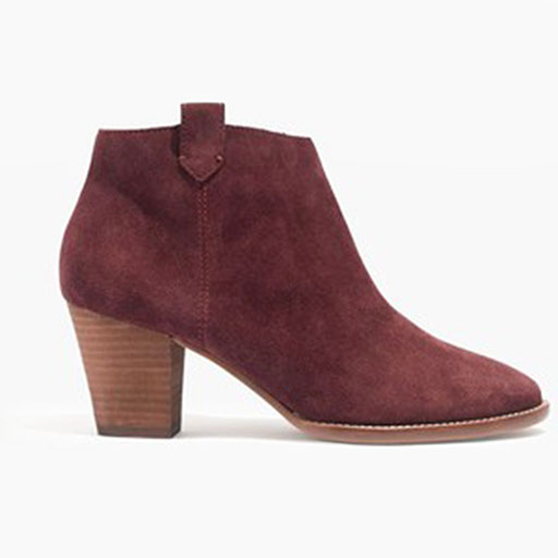 The Brooke Booties