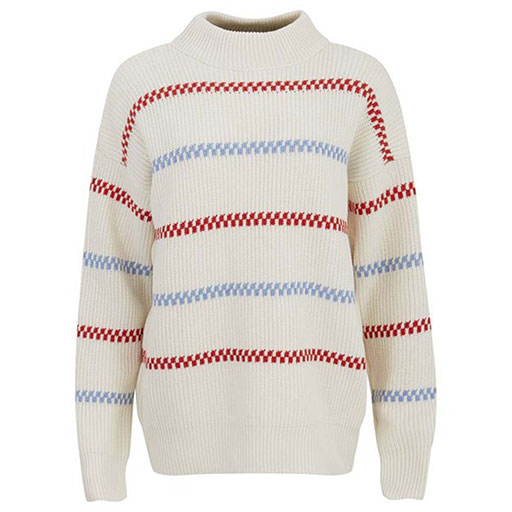 Rib Fisherman Jumper