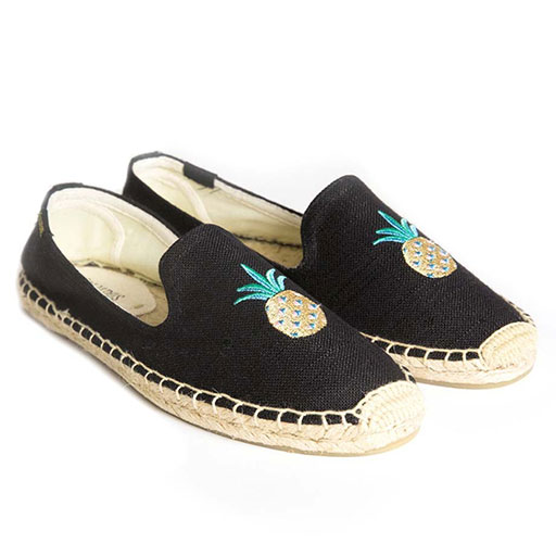 Smoking Slipper Espadrilles