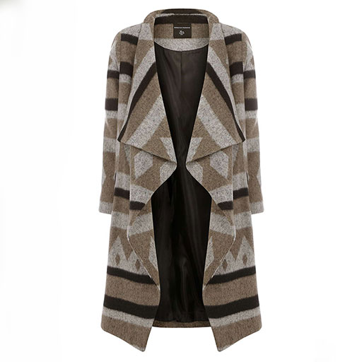 Waterfall Coat