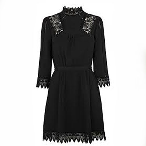 Victoriana Lace Dress