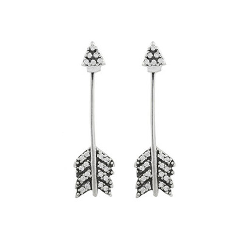 Shooting Arrow Earrings