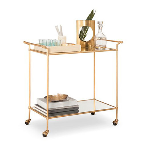 Meranda Bar Cart