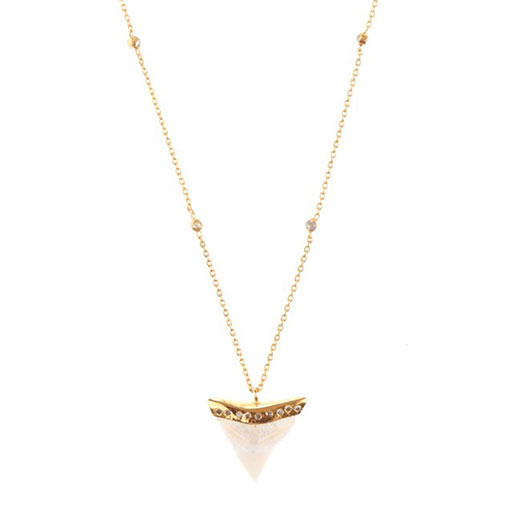 Sharks-tooth Necklace