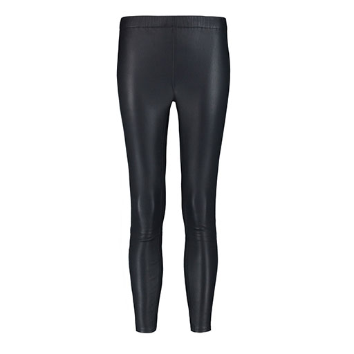 Lila Leather Leggings