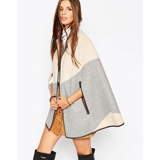 Diagonal Cape