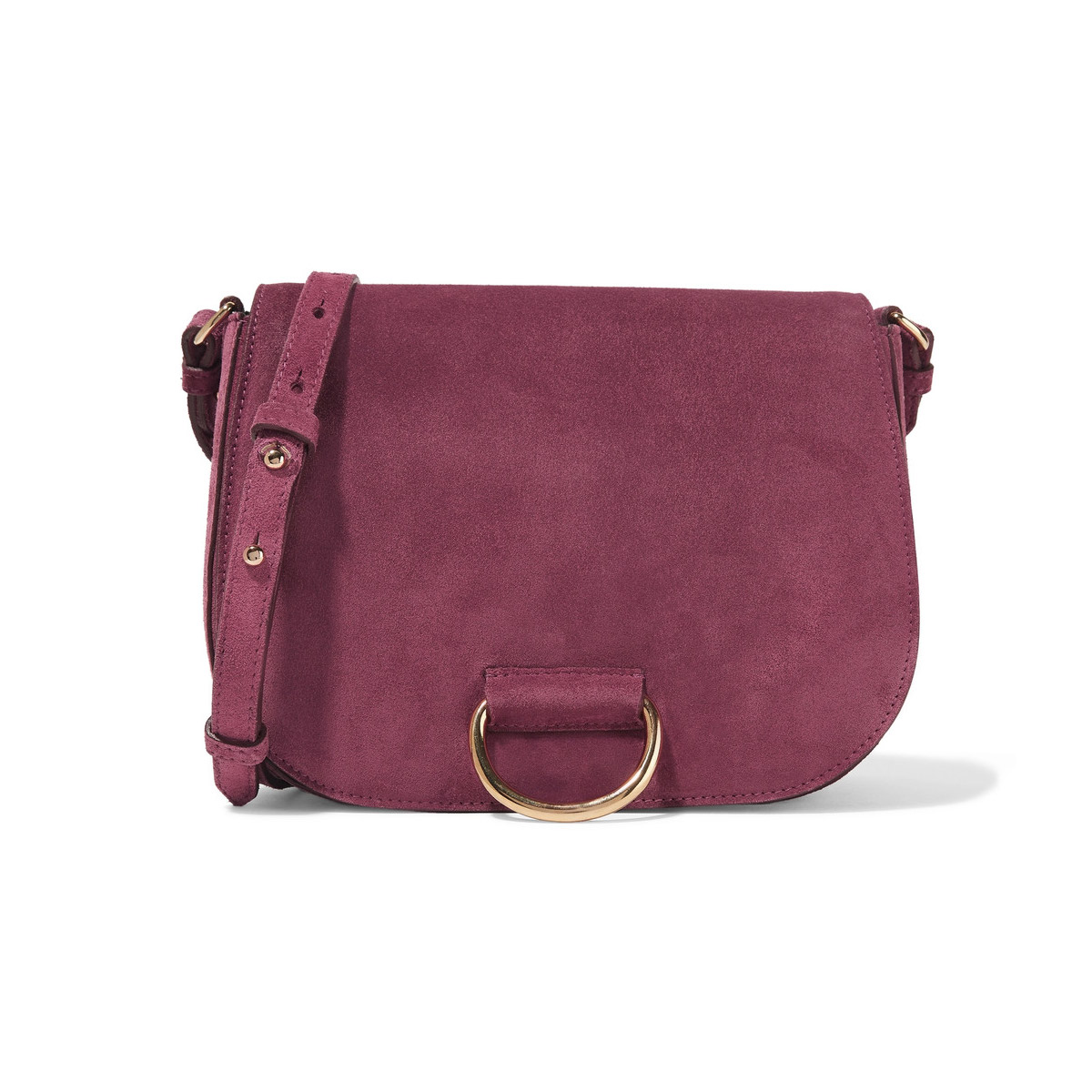 D Saddle Bag