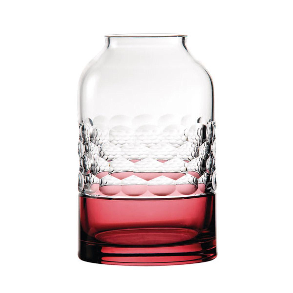 Half and Half Rose Vase