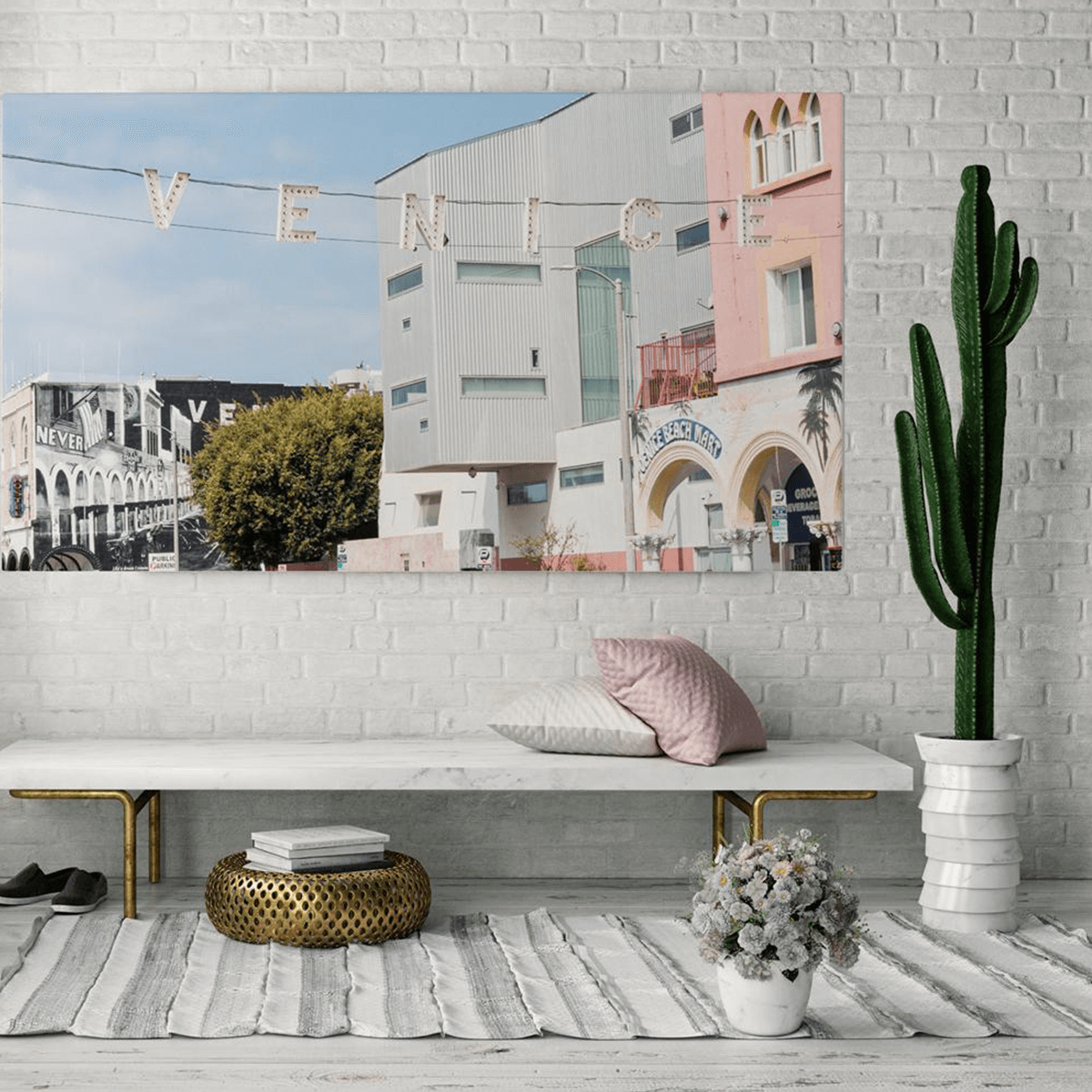 Venice Beach Photographic Print