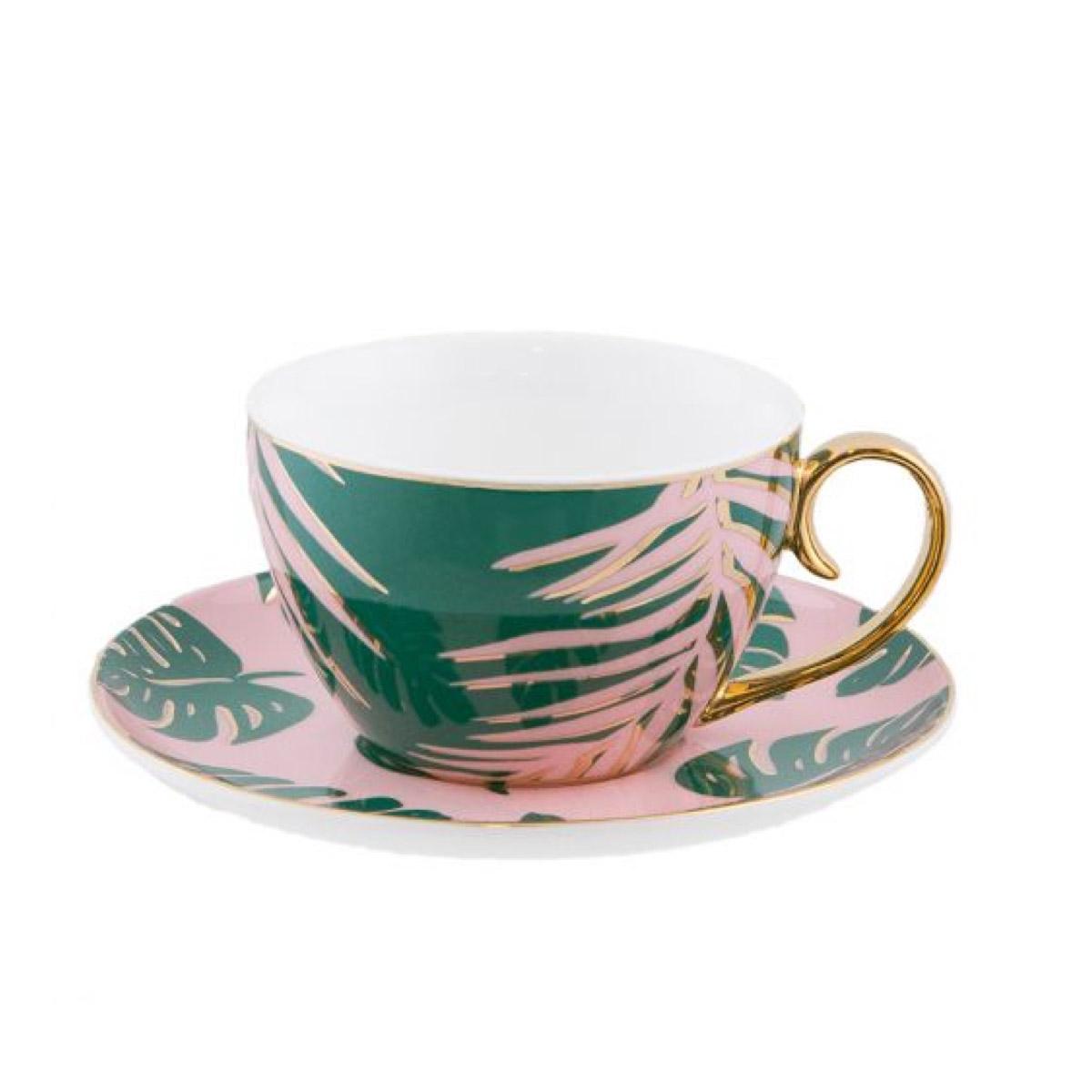 Emerald Island Tea Cup