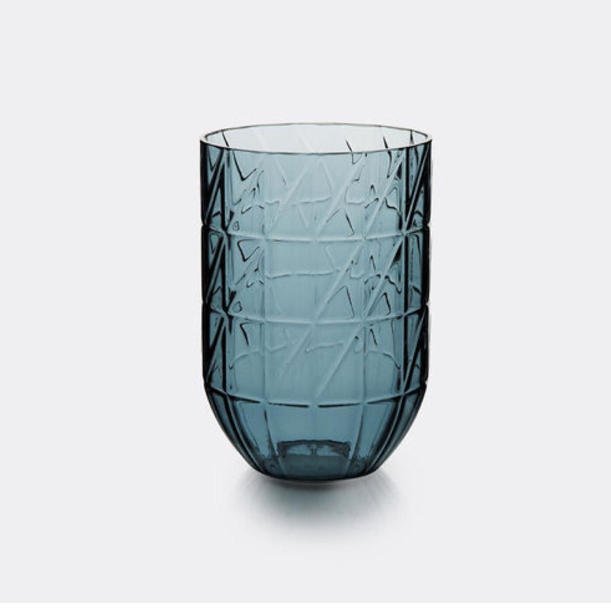 Blue Colour vase