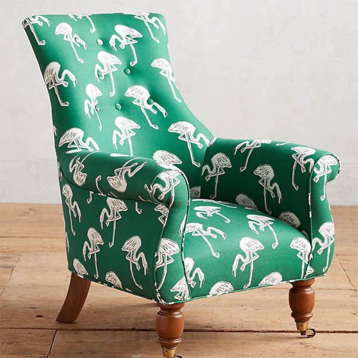 Sketched Safari Astrid Chair