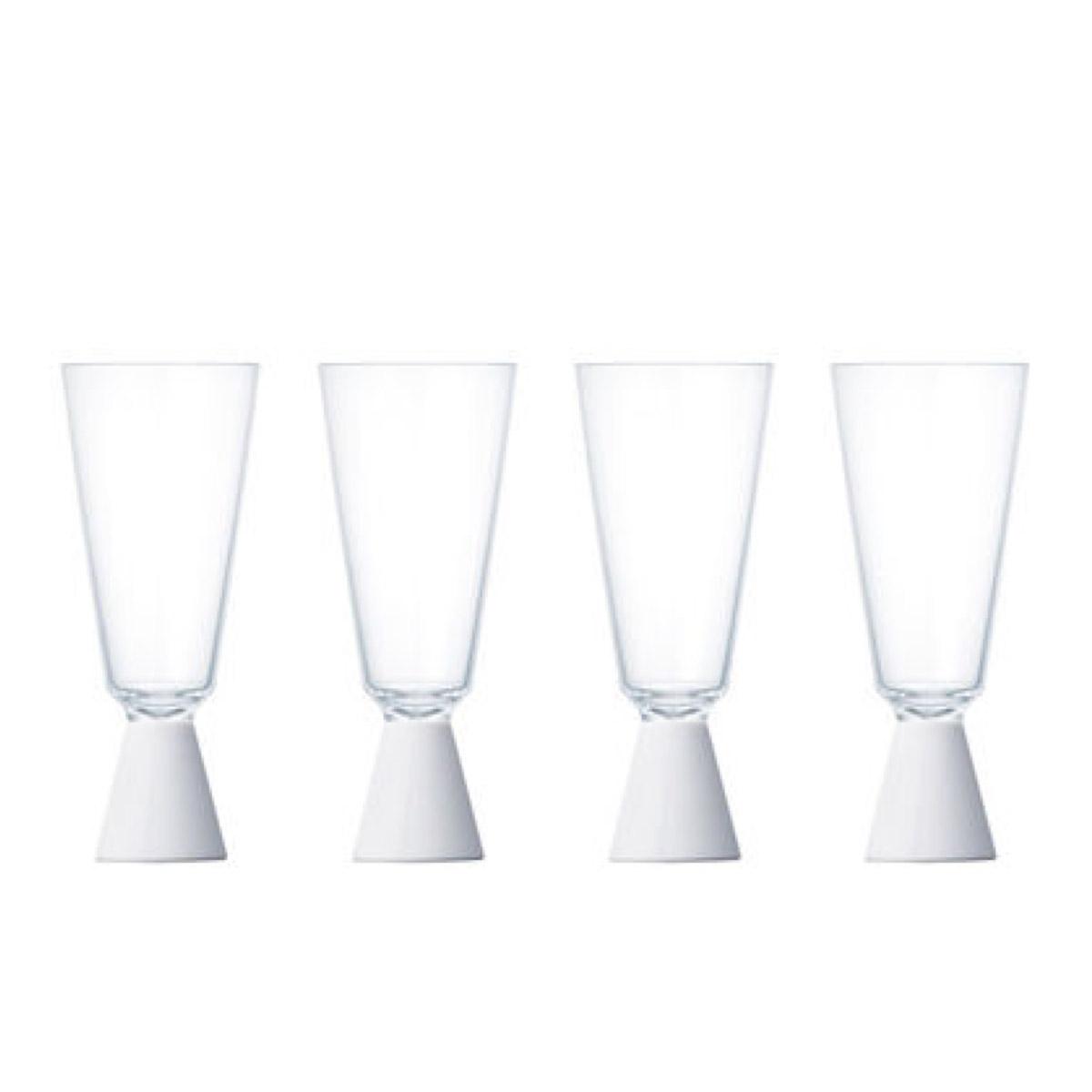 Festa champagne glasses