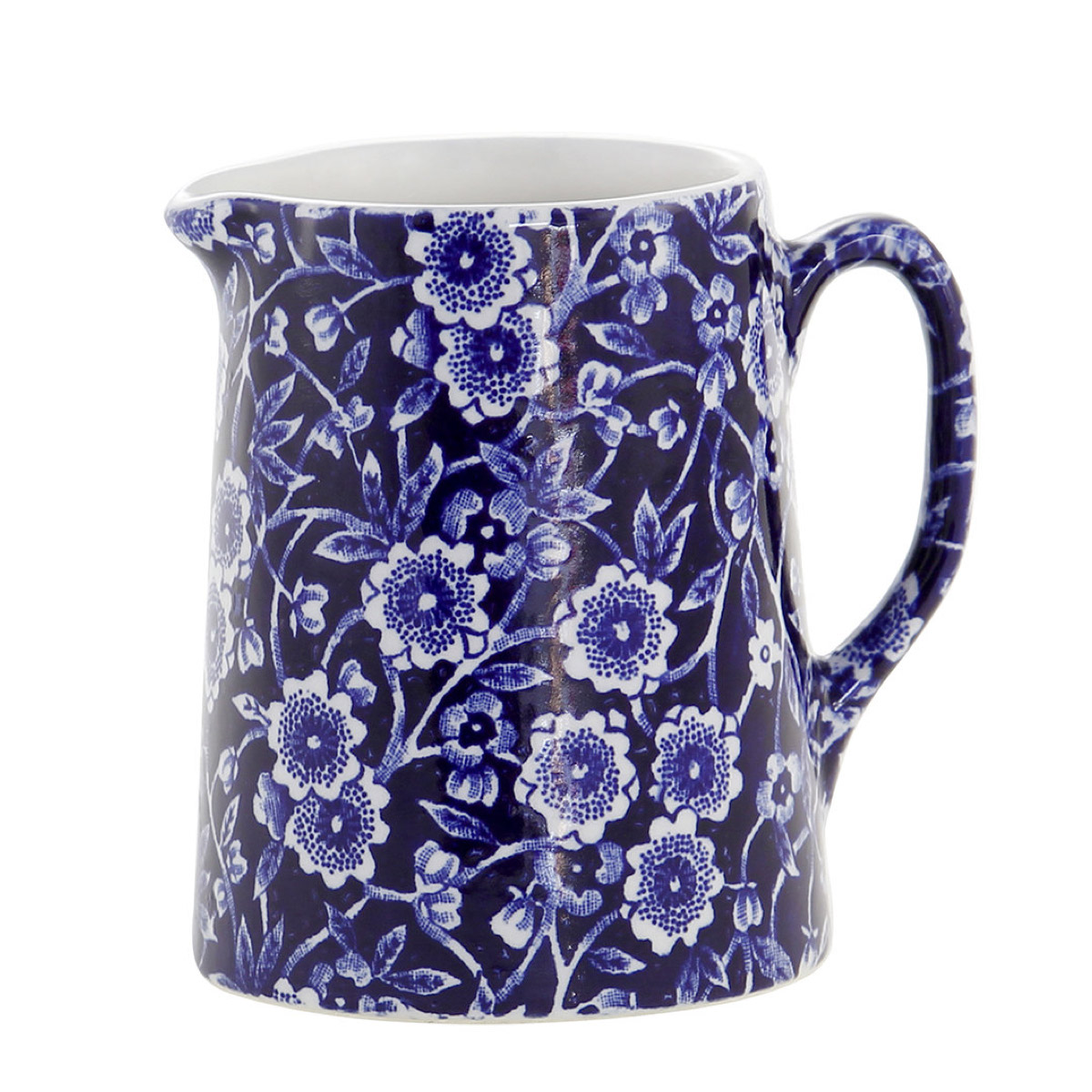 Blue Calico Tankard small