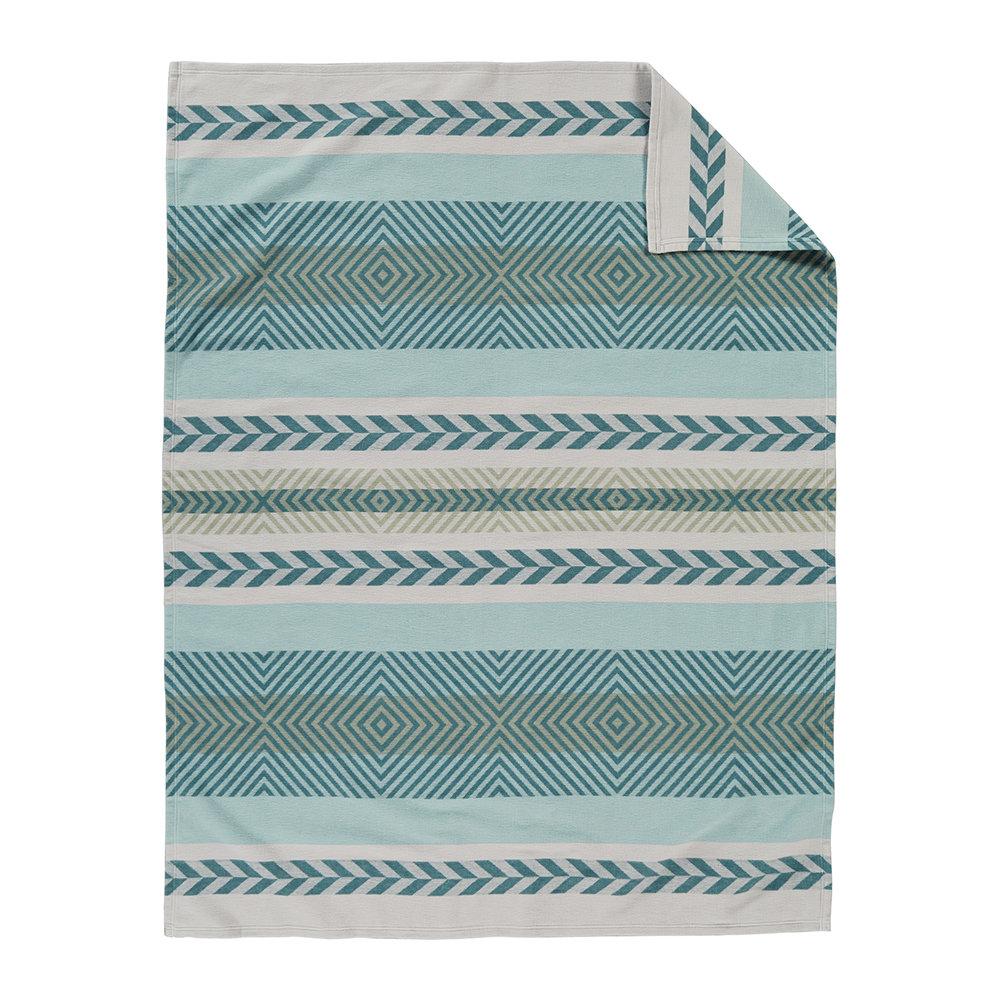 Mojave Twill Jacquard Blanket