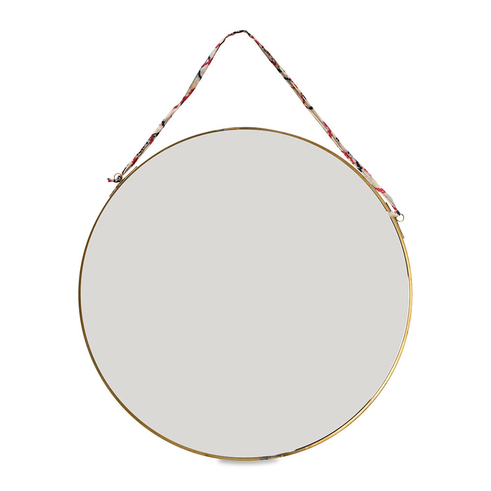 Kiko Round Mirror