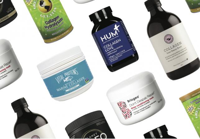 COLLAGEN BOOSTERS TO GET YOU GLOWING